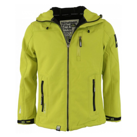 GEOGRAPHICAL NORWAY bunda pánská TENDANCE funkční softshell DRY - TECH 5000