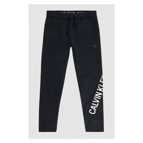 Calvin Klein Calvin Klein dámské černé teplákové kalhoty STRETCH INNOVATION JOGG PANT