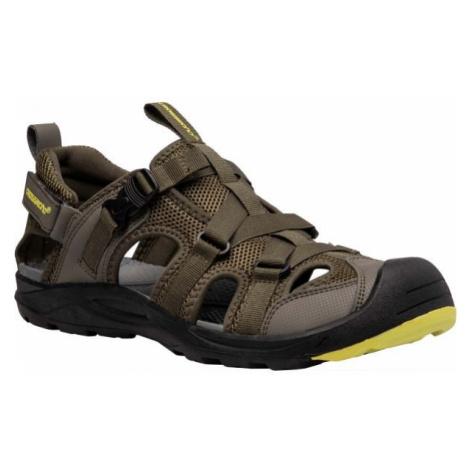 Crossroad MIRO zelená - Pánské sandály