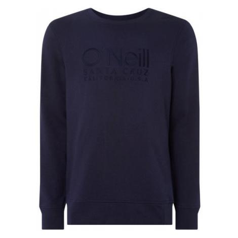 O'Neill LM ONEILL LOGO CREW SWEAT tmavě modrá - Pánská mikina