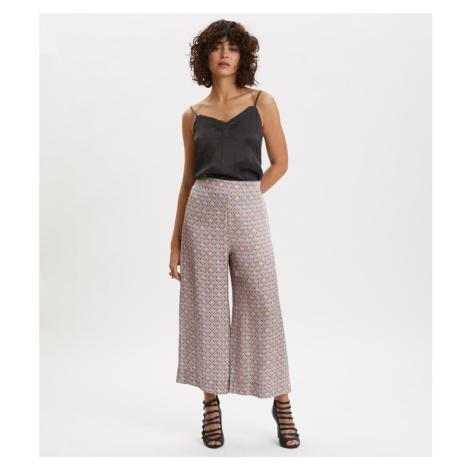 Kalhoty Odd Molly Radiant Pants - Růžová