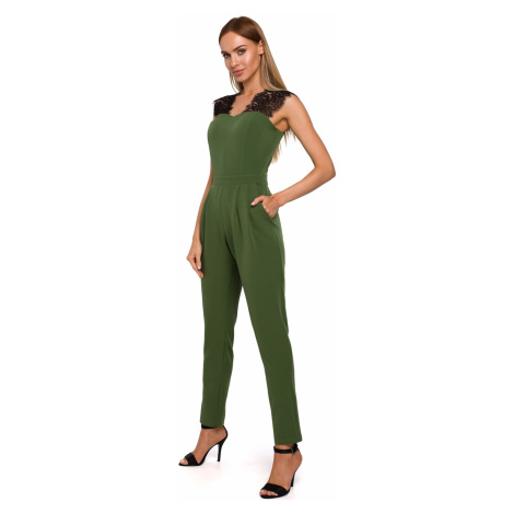 Made Of Emotion Woman's Jumpsuit M484