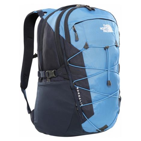 Pánský batoh The North Face Borealis 28L Barva: modrá/černá