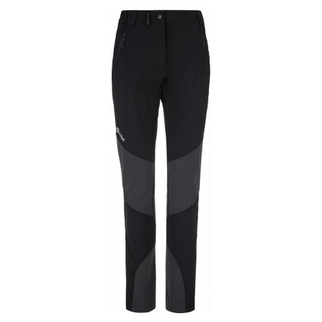 KILPI Dámské outdoorové kalhoty NUUK-W NL0013KIBLK Černá