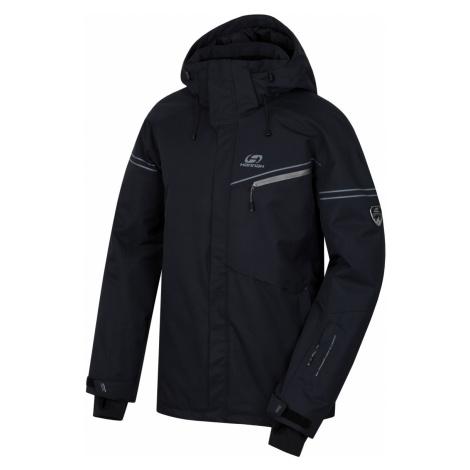 HANNAH MARRIM Pánská lyžařská bunda 10005345HHX01 Anthracite (gray)