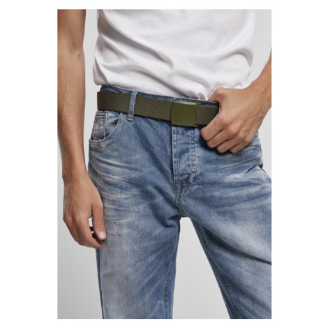 Belt fast closure - olive Urban Classics