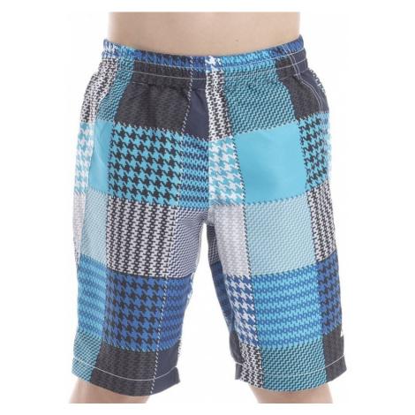 Dětské šortky Alpine Pro AMERIGO - modrá