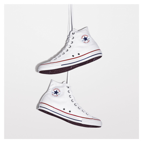 Chuck Taylor All Star Hi: Optical White Converse
