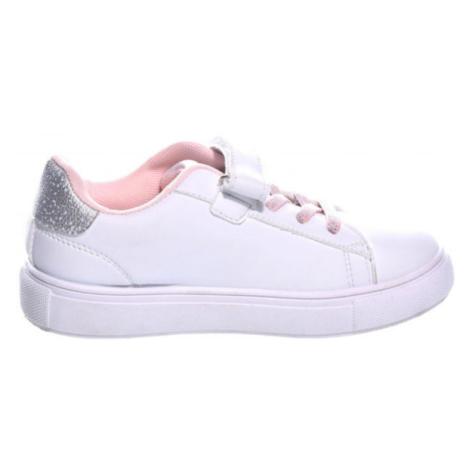 Junior League HERRLJUNGA bílá - Dívčí celoroční obuv