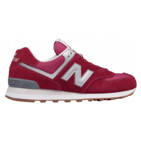 New Balance ml574hrt - červená