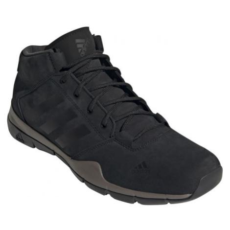 adidas ANZIT DLX MID černá - Pánská vycházková obuv
