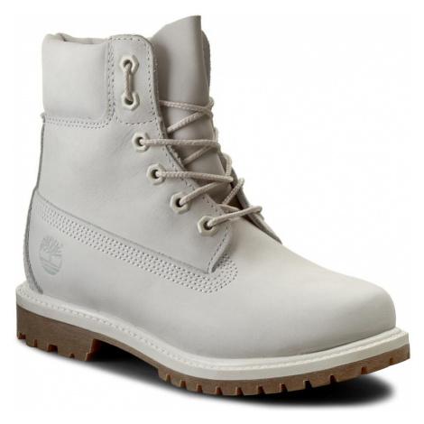 Turistická obuv TIMBERLAND - 6 In Premium Boot A196R/TB0A196R0271 Lt Gry