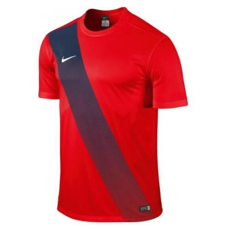 Dres Nike Sash Červená / Tmavě modrá