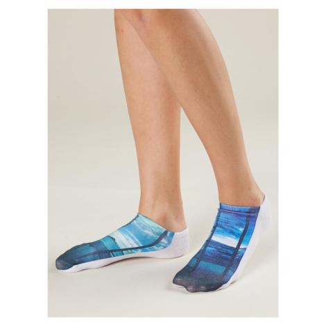 Krátké ponožky s potiskem FPrice