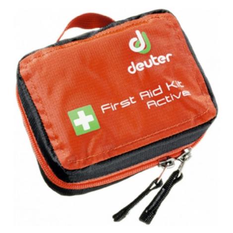 Lékarnička Deuter First Aid Kit Active (Prázdná) Papaya