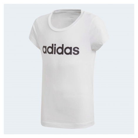 Adidas Girls Essentials Linear T-Shirt