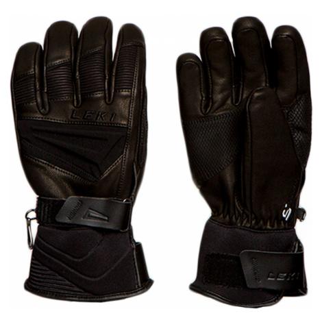 Lyžařské rukavice Leki GRIFFIN S černá