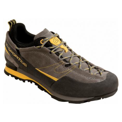 Obuv La Sportiva Boulder X grey/yellow