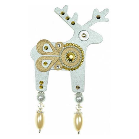 Deers Velký stříbrný jelínek