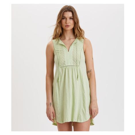 Šaty Odd Molly Artful Dress - Zelená