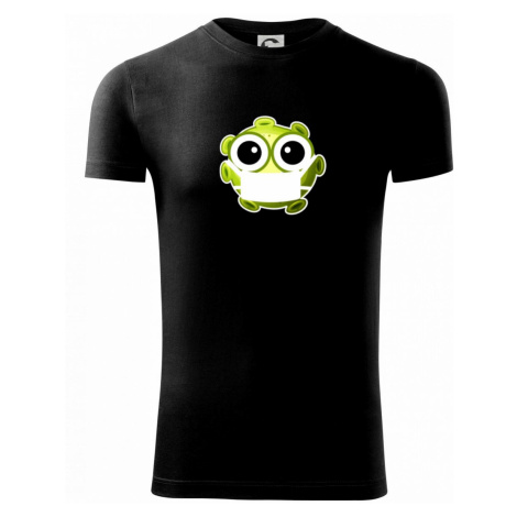 Virus s rouškou - Viper FIT pánské triko