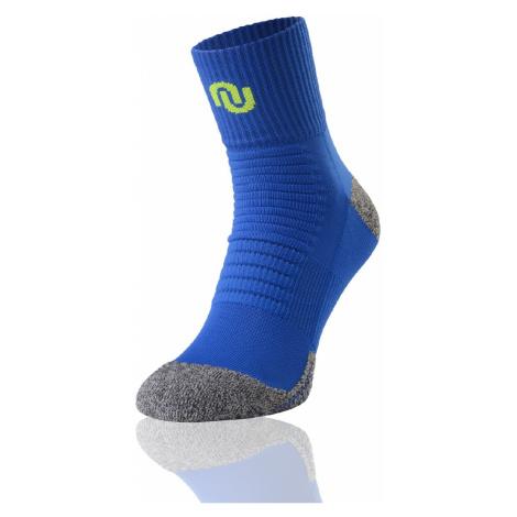 Nessi Sportswear Termoaktivní Ponožky Trail U Ultrarun pro SU-5 - Modro-šedá