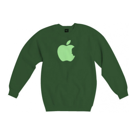 Dětská mikina bez kapuce Apple Jobs