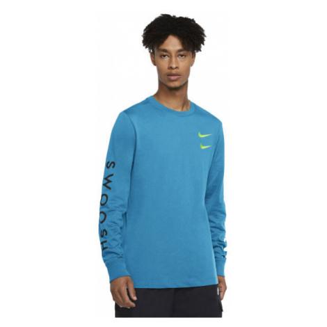 Nike NSW LS TEE SWOOSH PK M - Pánské tričko