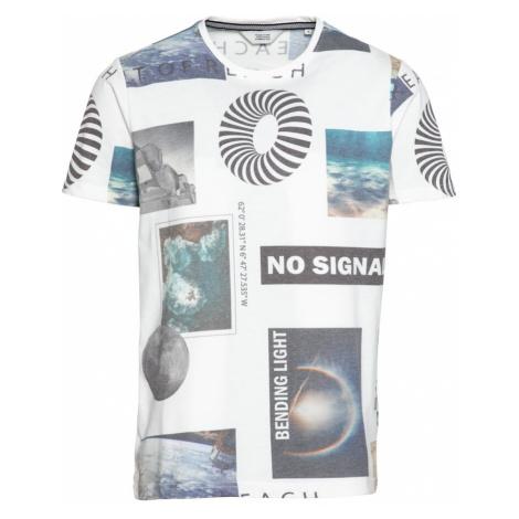 !Solid Tričko 'Pavel' bílá / šedobéžová / šedá / námořnická modř / mix barev