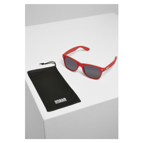 NASA Sunglasses MT - red/white Urban Classics
