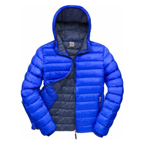 Pánská Snow Bird bunda s kapucí
