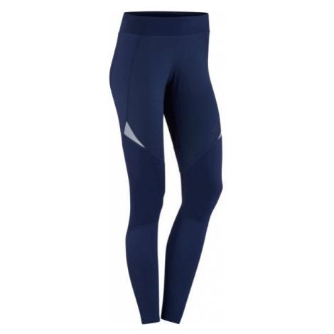 KARI TRAA SIGNE TIGHTS modrá - Dámské sportovní kalhoty