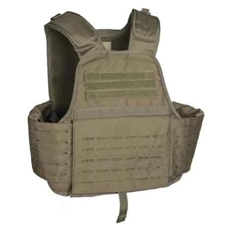 Nosič plátů Laser Cut Carrier Mil-Tec® - oliv Mil-Tec(Sturm Handels)