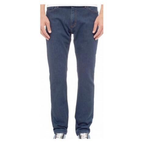 Kalhoty Vans V56 Raw indigo blue
