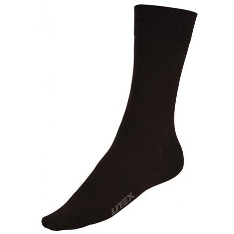Litex 99659 Pánské elastické ponožky   černá