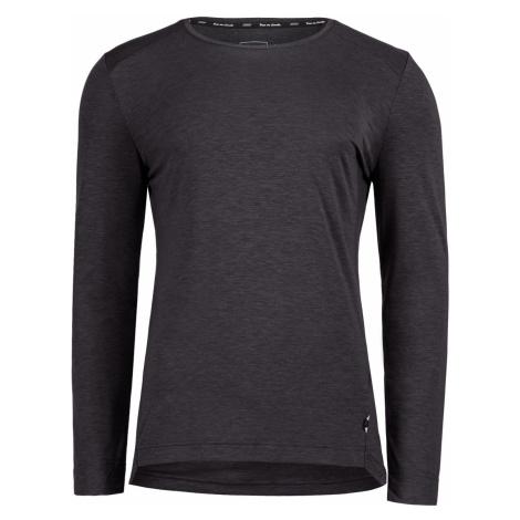 Tričko On Running COMFORT LONG-T černá