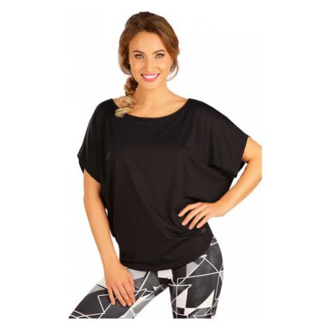 Dámské funkční tričko s krátkým rukávem Litex 5B375   černá