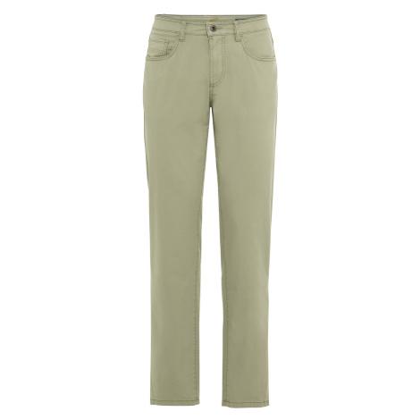 Džíny Camel Active 5-Pocket Woodstock - Zelená