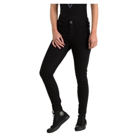 Černé elastické džíny - GUESS