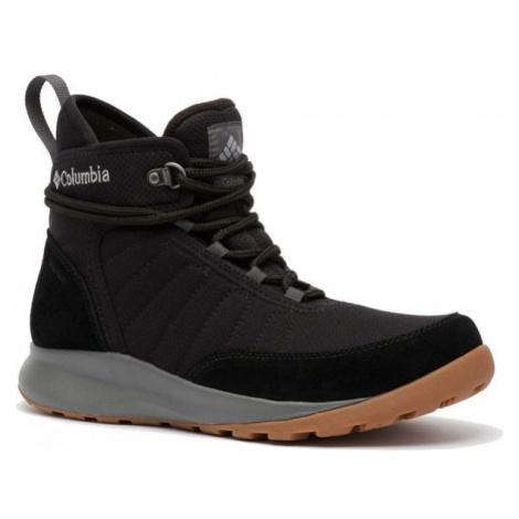 Columbia NIKISKI 503 černá - Dámská zimní obuv