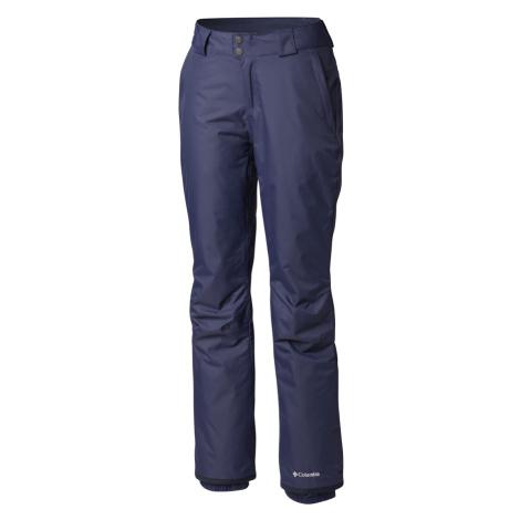 Kalhoty Columbia On the Slope™ II Pant W - tmavě modrá S/R