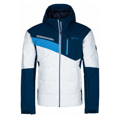 Kilpi Pánská lyžařská bunda Teddy bílá
