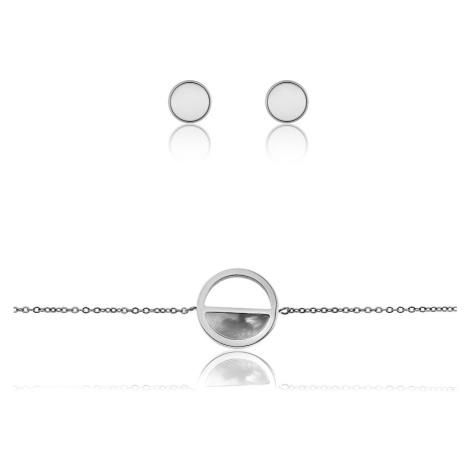 Emily Westwood Sada ocelových šperků WS035S
