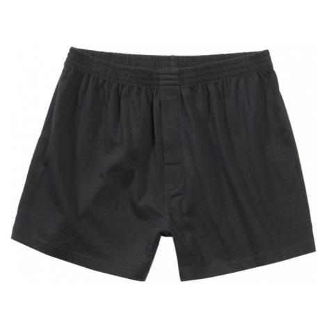 Brandit Boxerky Boxershorts černé