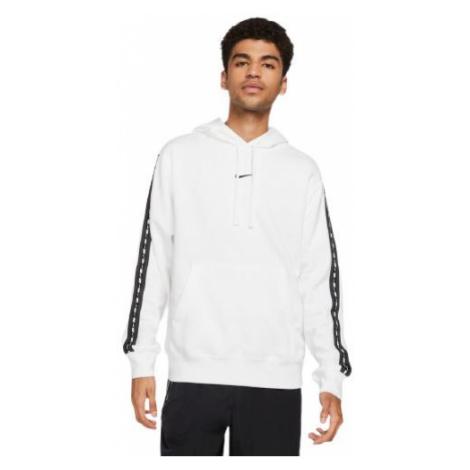 Mikina Nike Sportswear Bílá / Černá