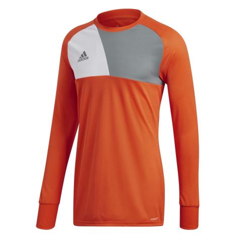 Brankářský dres adidas Assita 17 Jersey Oranžová / Bílá