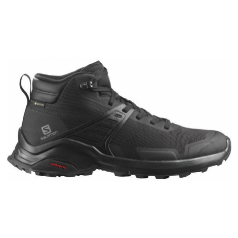 Salomon X RAISE MID GTX - Pánská turistická obuv