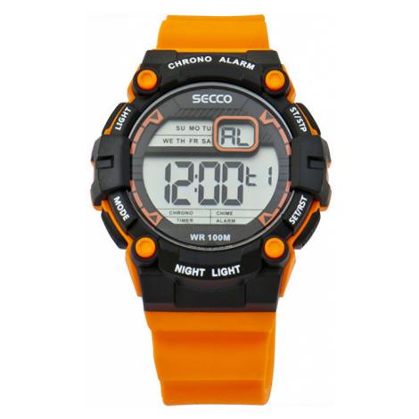Secco Pánské digitální hodinky S DNS-001