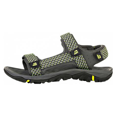ALPINE PRO BENNE Unisex sandály UBTR210779 tmavě šedá