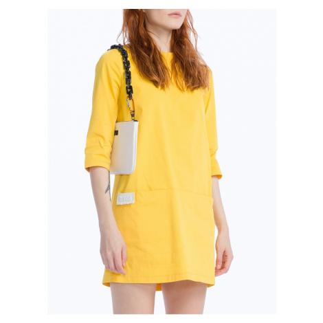 #VDR Giallo šaty